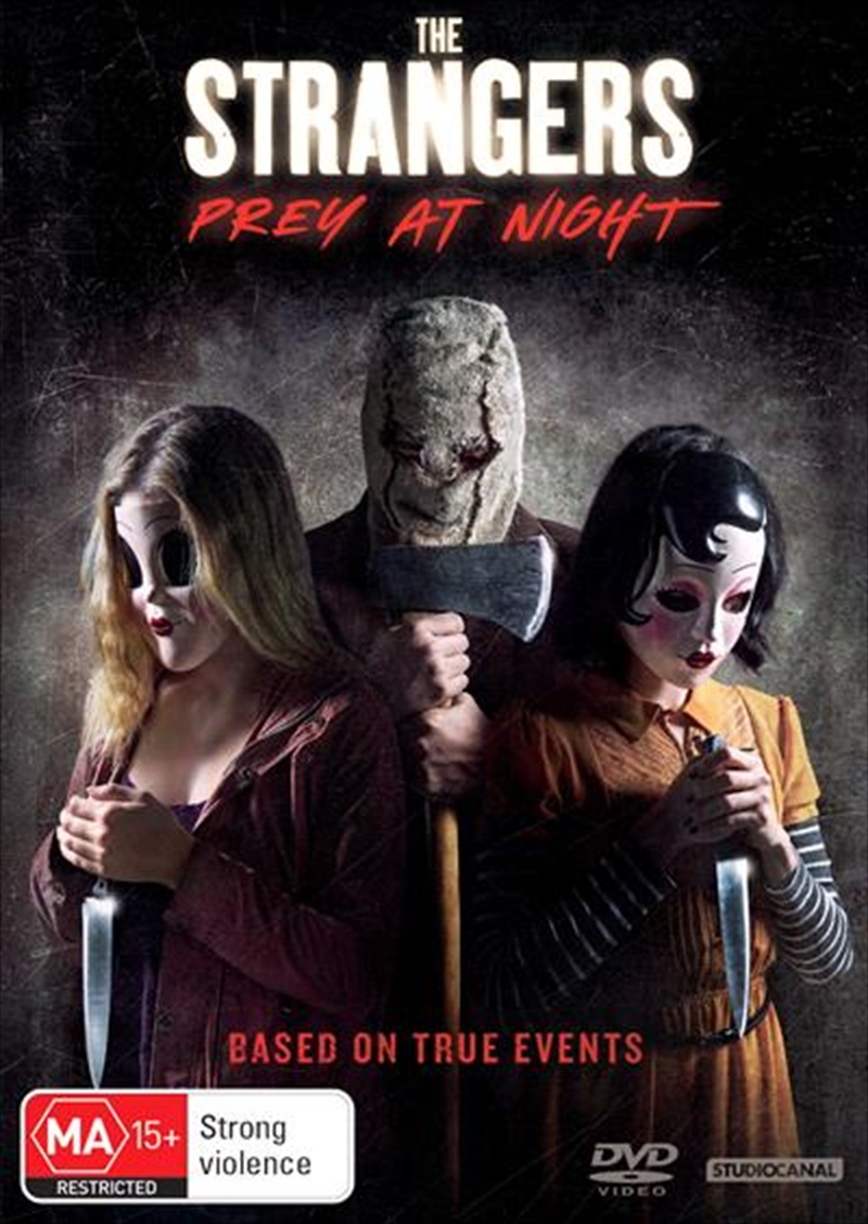 Strangers - Prey At Night, The | DVD