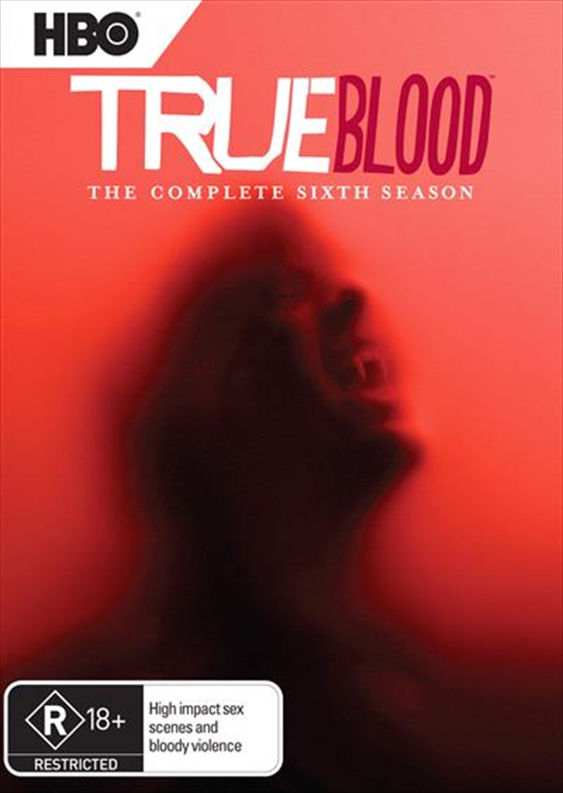 True Blood - Season 6 | DVD