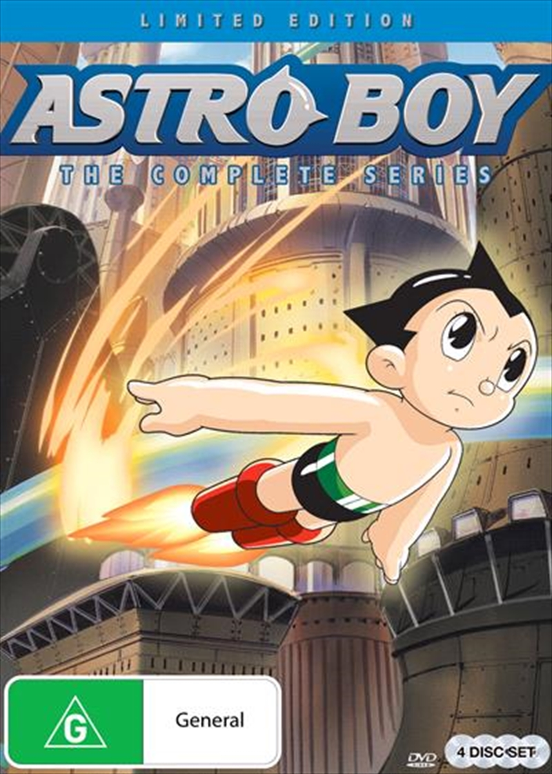 Astro Boy | Series Collection | DVD