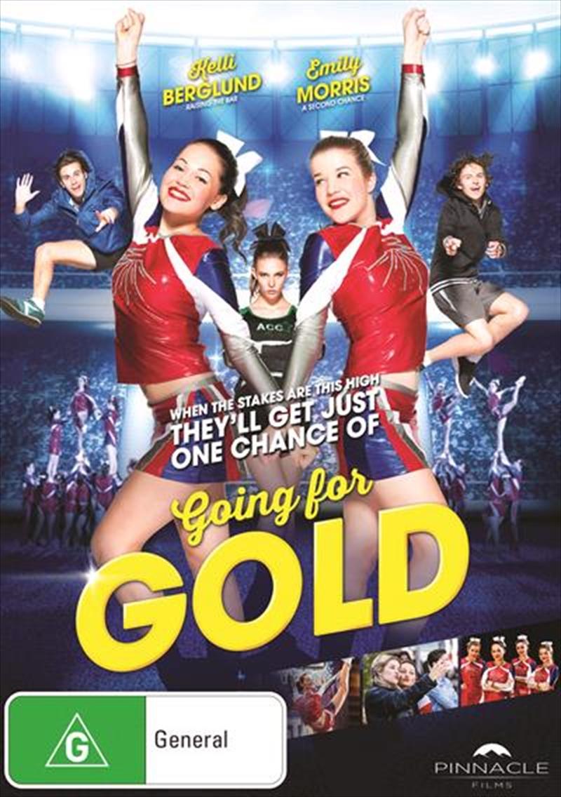 Buy Going For Gold On Dvd Sanity Online