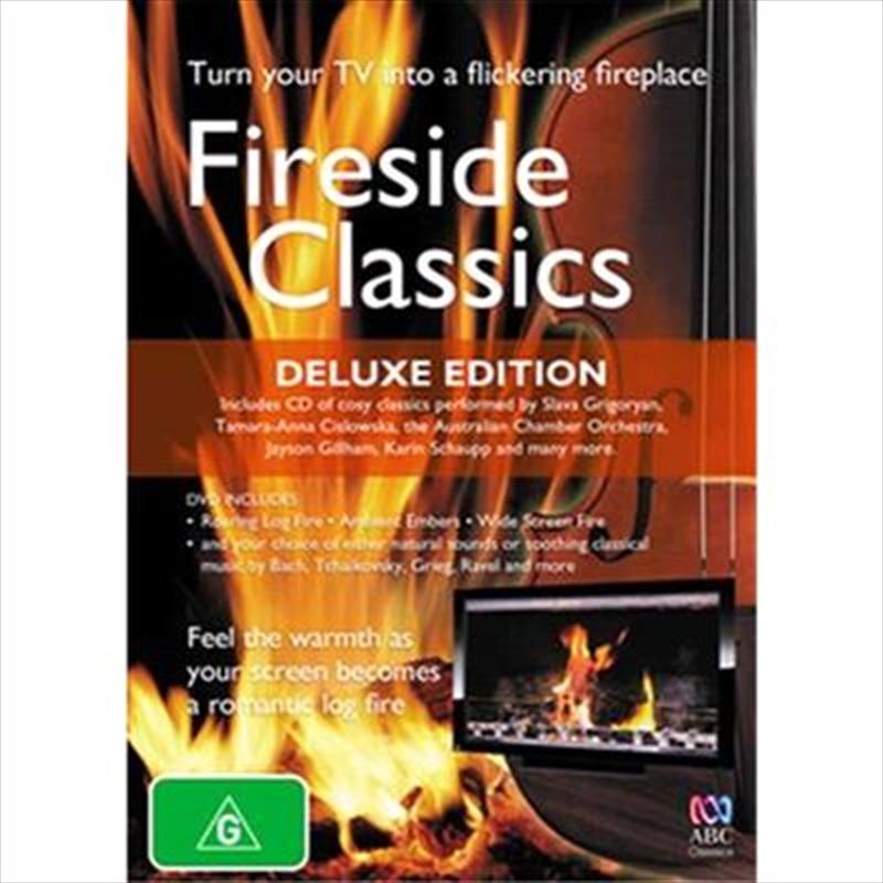 Fireside Classics   CD/DVD