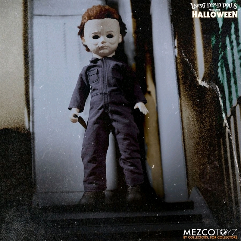 Michael Myers 10 Inch Doll | Merchandise