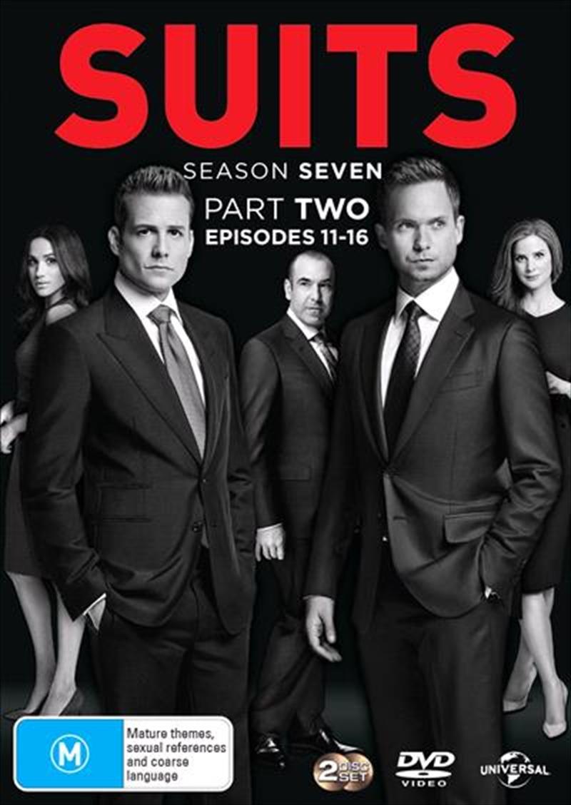 Suits - Season 7 - Part 2 | DVD
