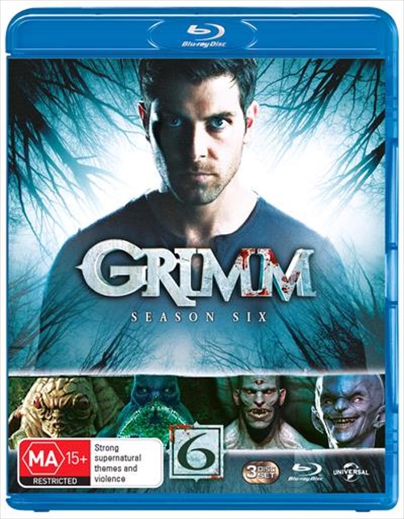Grimm - Season 6 | Blu-ray