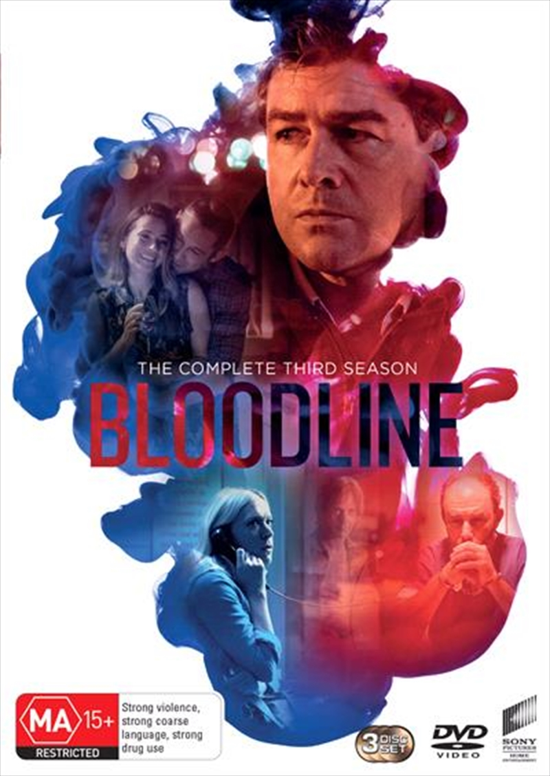 Bloodline - Season 3 | DVD