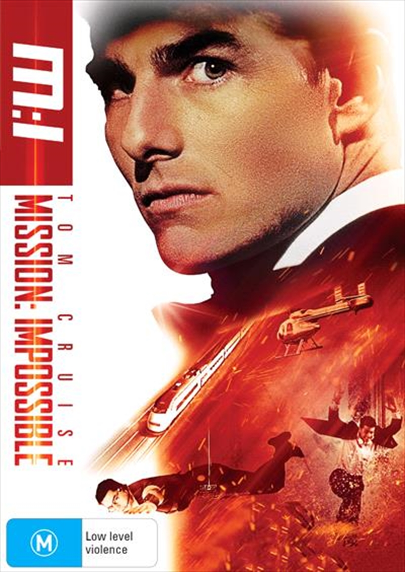 Buy Mission Impossible On Dvd Sanity Online