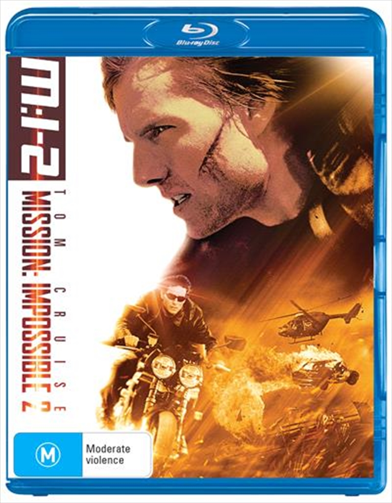 Mission Impossible 2 | Blu-ray