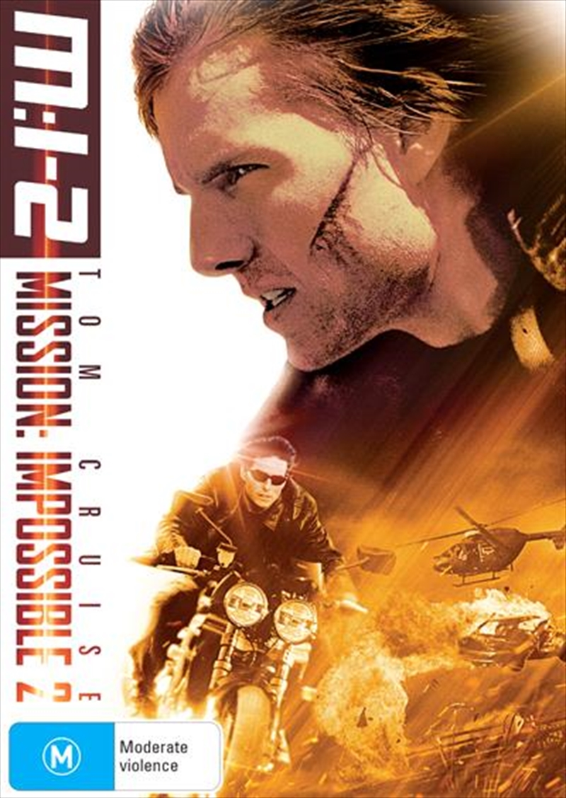 Buy Mission Impossible 2 On Dvd Sanity Online