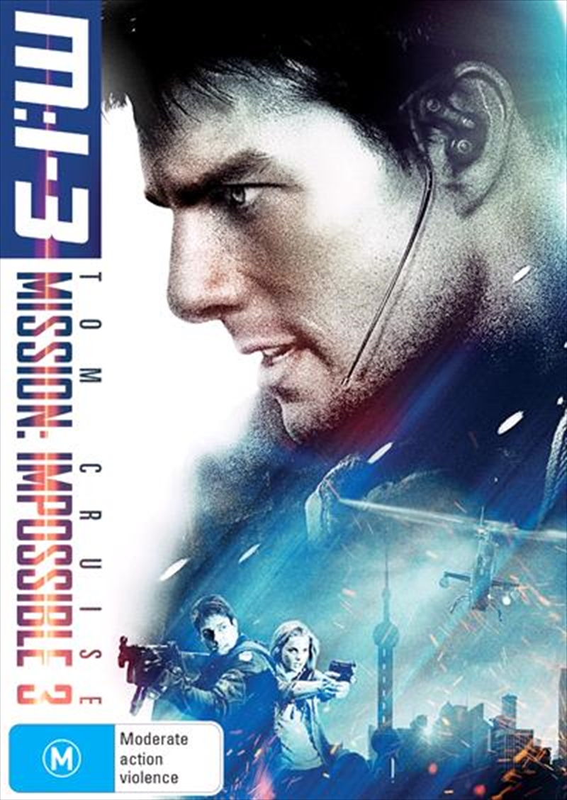 Mission Impossible 3 | DVD