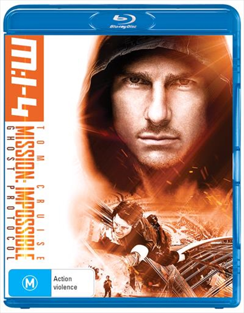 Mission Impossible - Ghost Protocol | Blu-ray