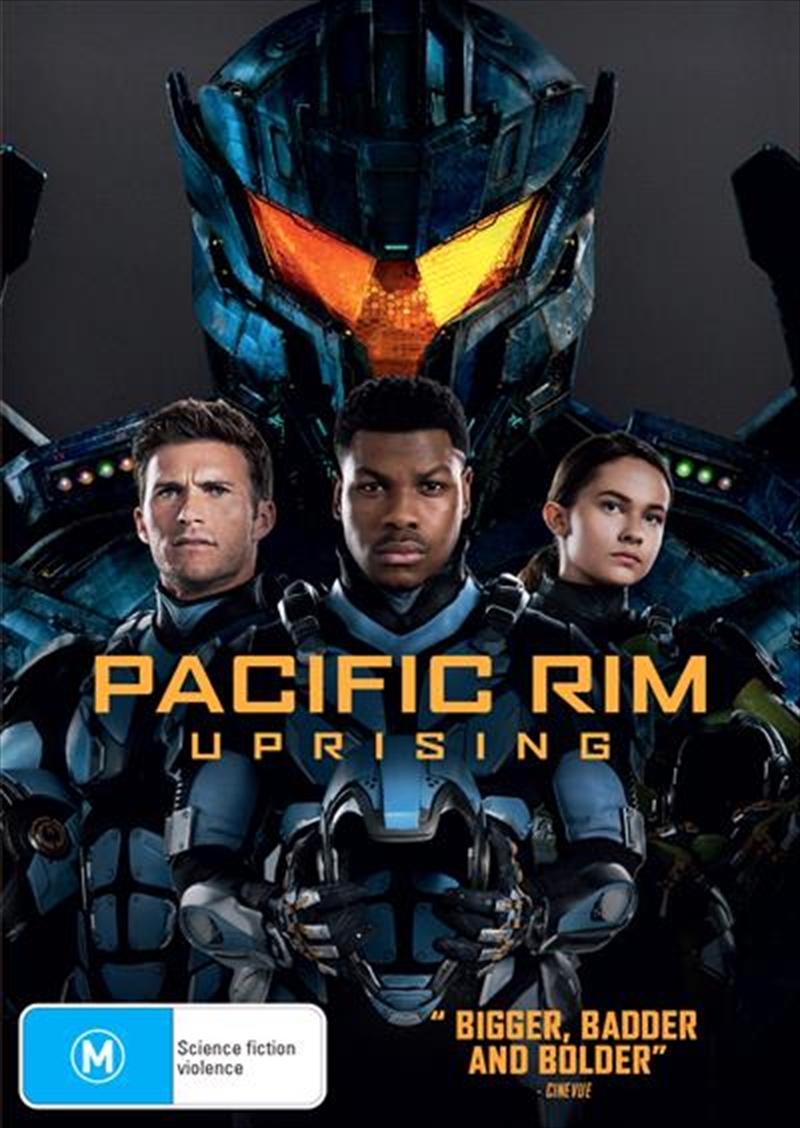 Pacific Rim - Uprising | DVD