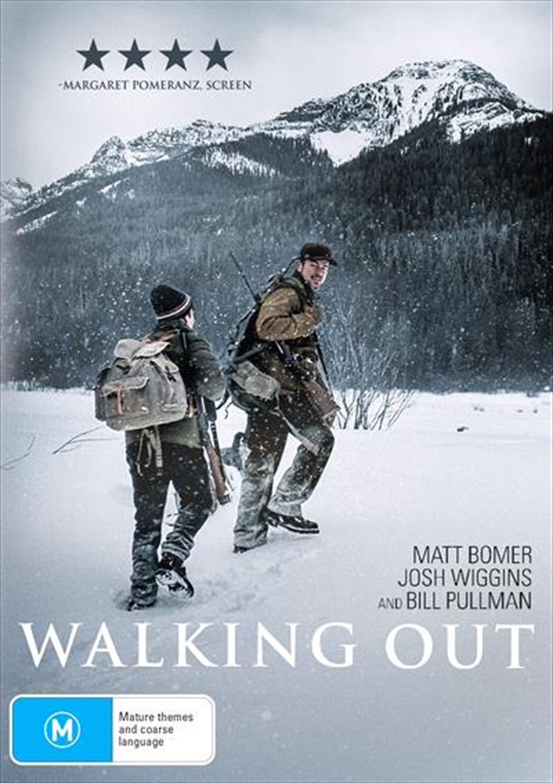 Walking Out | DVD