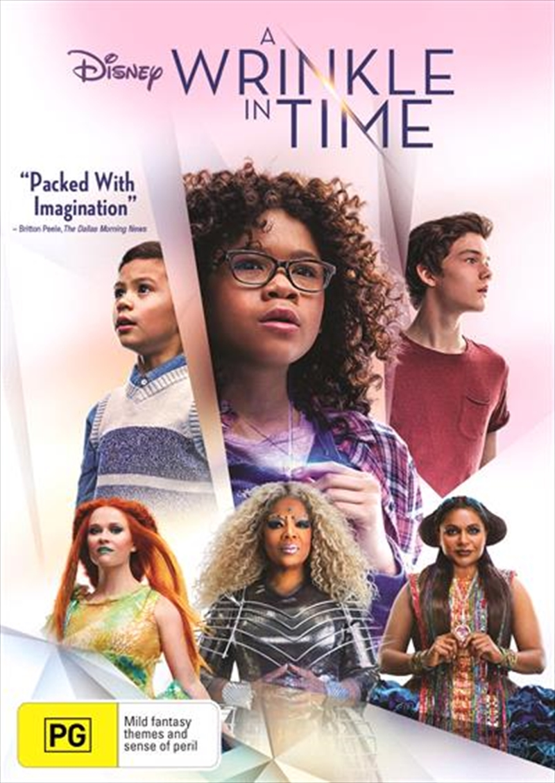 A Wrinkle In Time | DVD