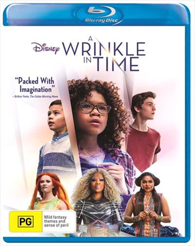 A Wrinkle In Time | Blu-ray