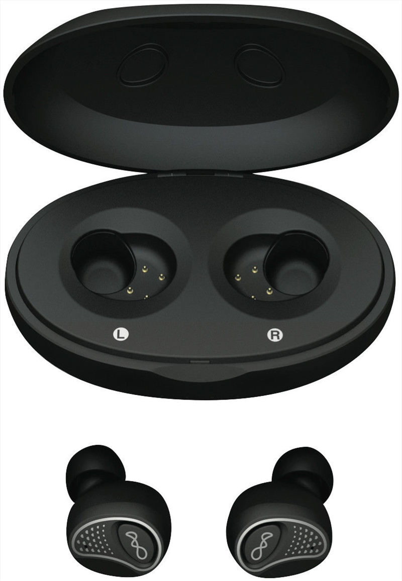 BlueAnt Pump Air Wireless Blootooth Earphones - Black | Accessories