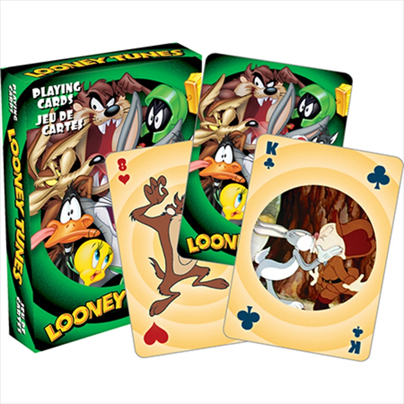 Looney Tunes - Cast Playing Cards | Merchandise