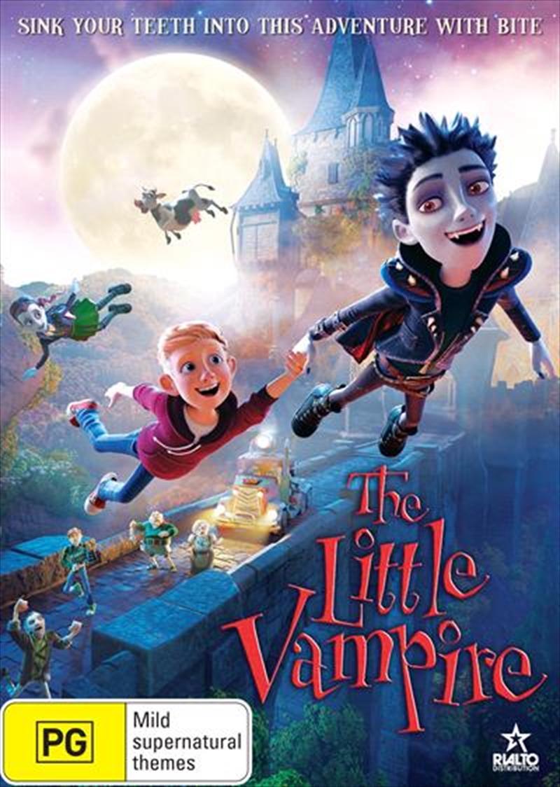 Little Vampire, The | DVD