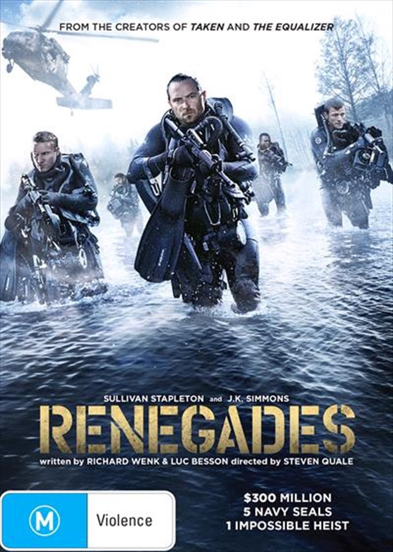 Renegades | DVD