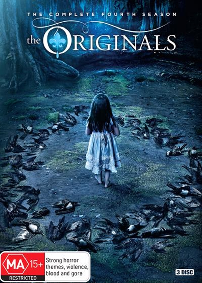 Originals - Season 4, The | DVD