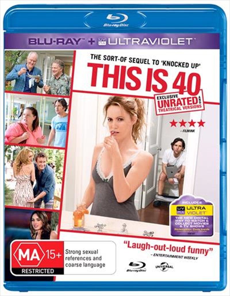 This Is 40 | Blu-ray