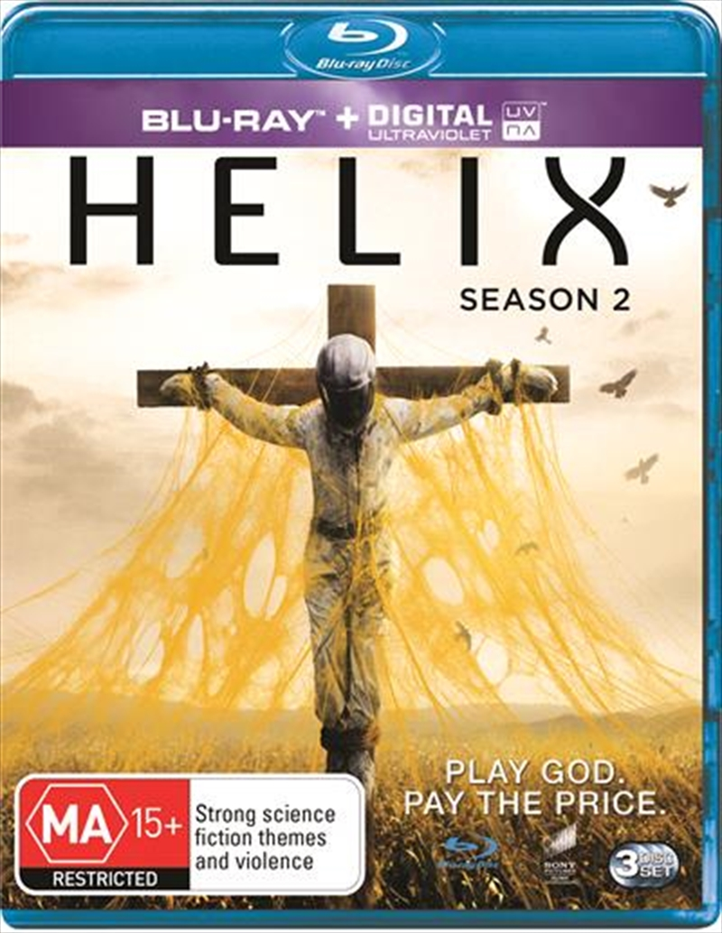 Helix - Season 2 | Blu-ray