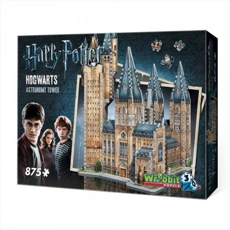 Harry Potter: 3D Puzzle: Hogwarts Astronomy Tower | Merchandise
