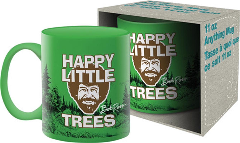 Bob Ross Trees 11oz Mug | Merchandise