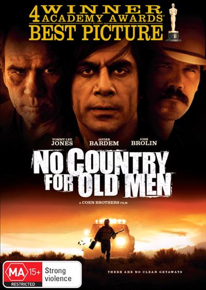 No Country For Old Men Academy Award Winner | DVD