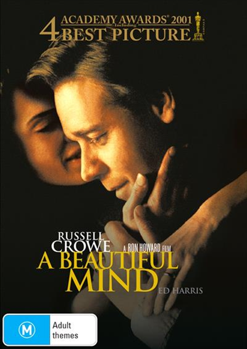 A Beautiful Mind Academy Award Winner | DVD