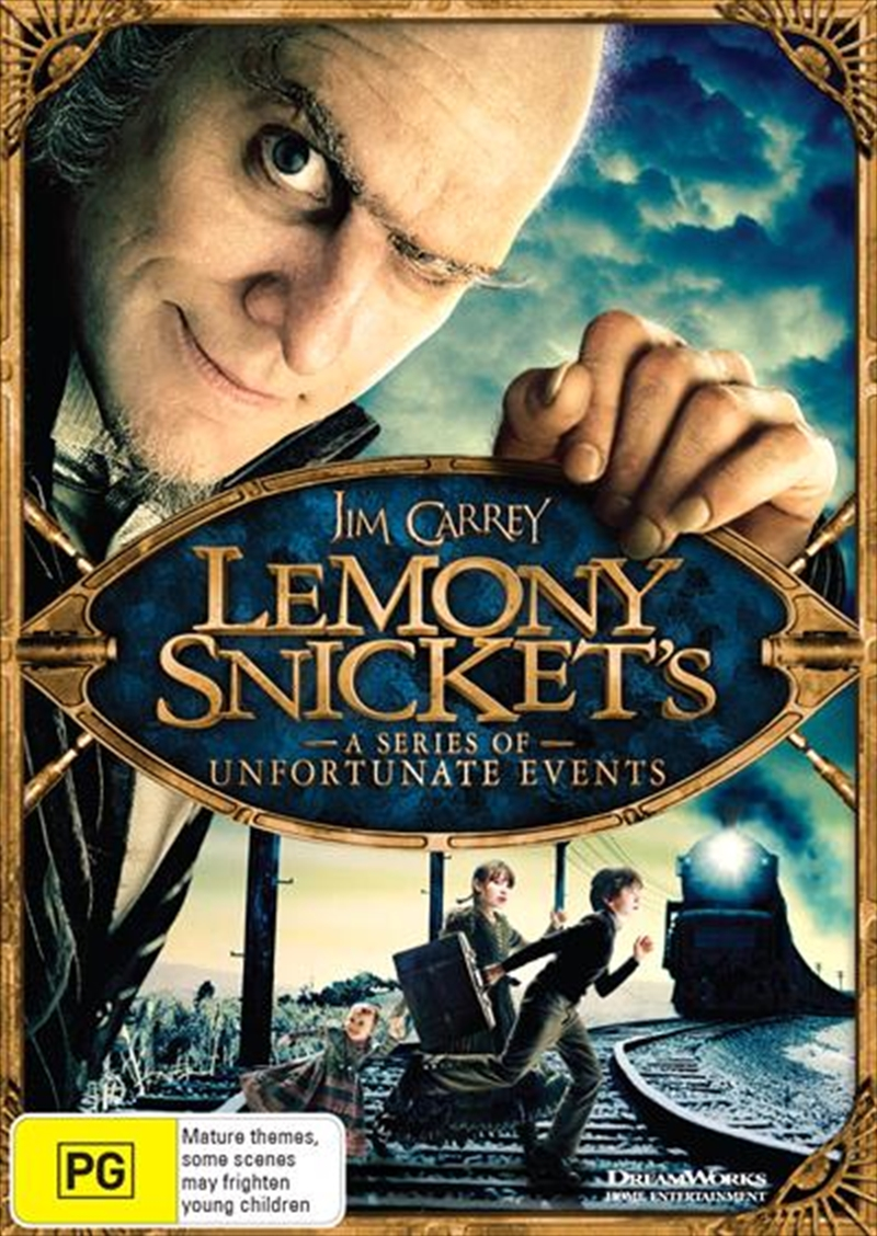 Lemony Snicket's- A Series Of Unfortunate Events (Platinum Collection) | DVD