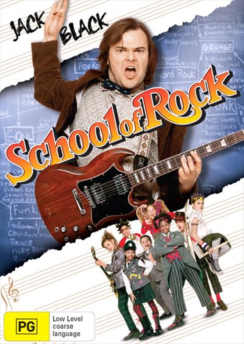 School of Rock (Platinum Collection) | DVD