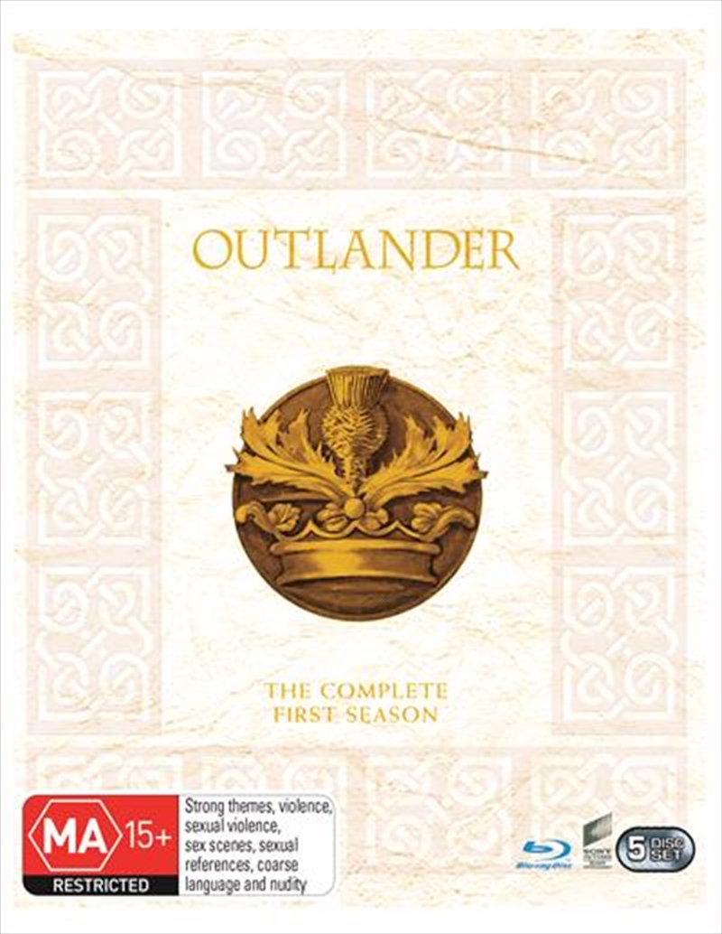 Outlander - Season 1 | Blu-ray