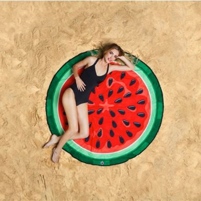 BigMouth Gigantic Watermelon Beach Blanket | Miscellaneous