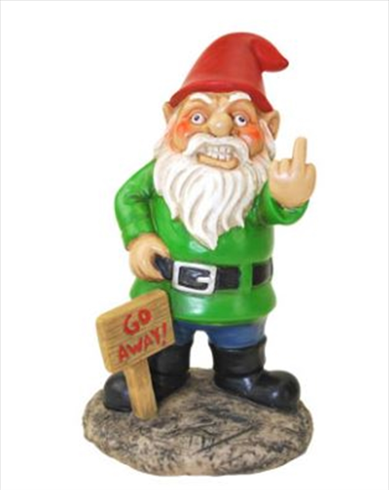 BigMouth Go Away! Gnome   Miscellaneous