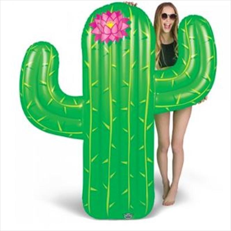 BigMouth Giant Cactus Pool Float | Miscellaneous