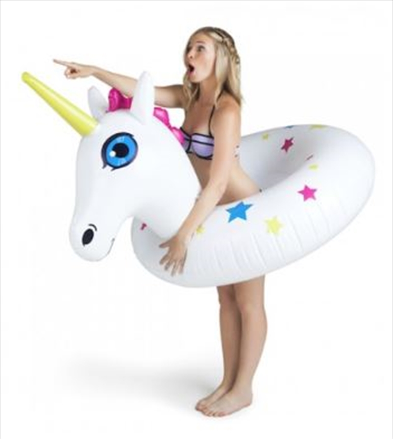 BigMouth Giant Unicorn Pool Float | Miscellaneous