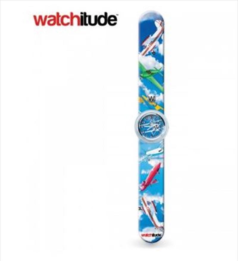 Watchitude #415 – Flying High Slap Watch | Apparel
