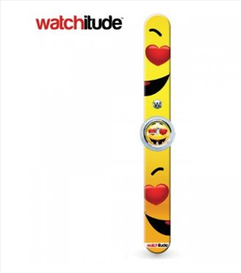 Watchitude #408 – Love Face Slap Watch | Apparel