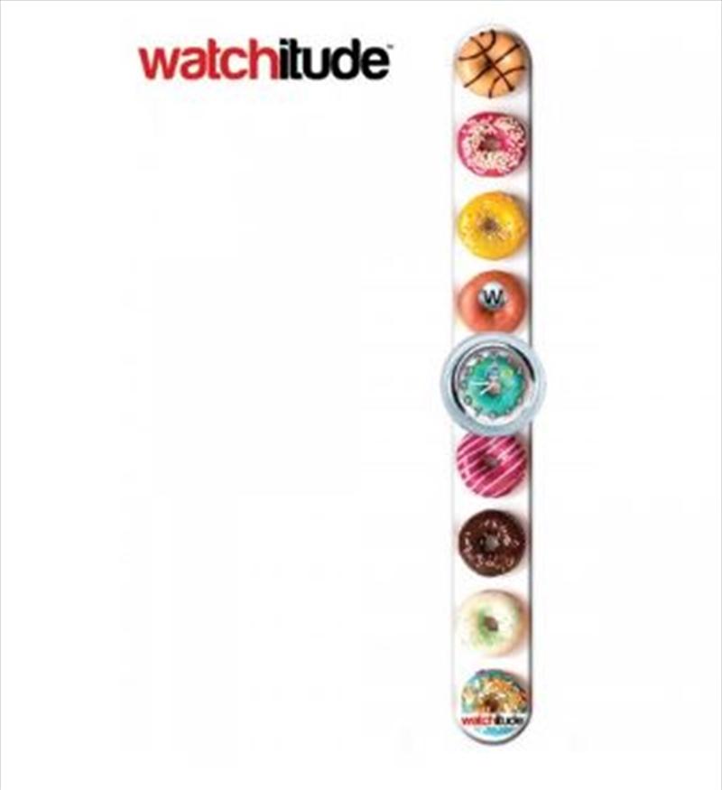 Watchitude #396 – Donuts Slap Watch | Apparel