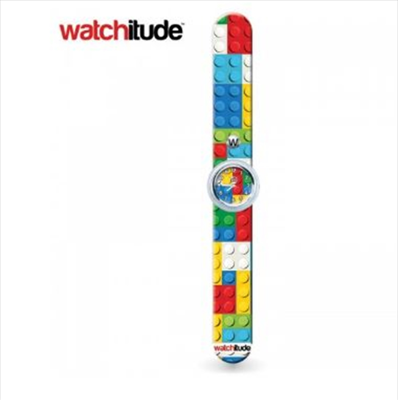 Watchitude #388 – Build Up Slap Watch | Apparel