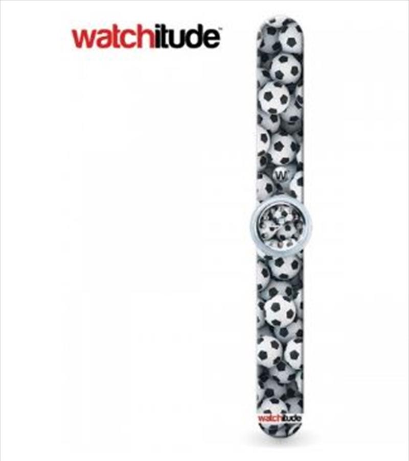 Watchitude #381 – Soccer Star Slap Watch | Apparel