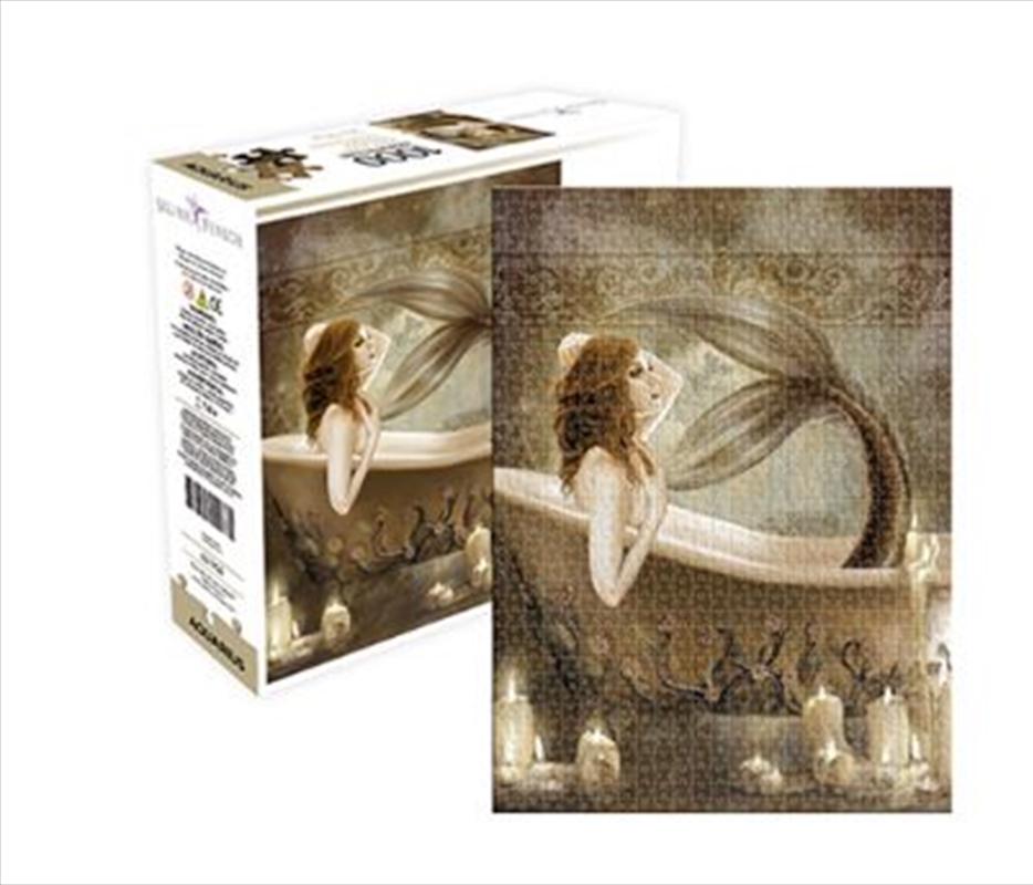 Mermaid Bath – Aquarius Select 1000pc Puzzle | Merchandise
