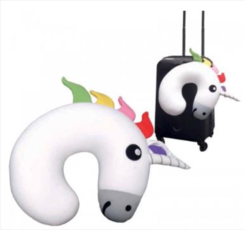 GAMAGO Unicorn Travel Cushion   Homewares