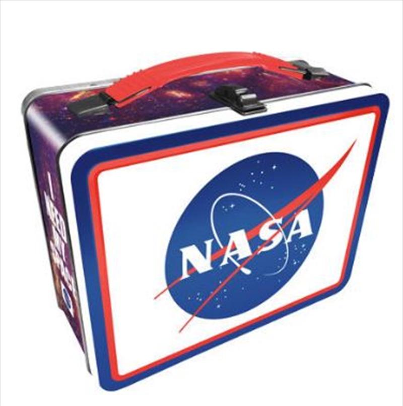 NASA Tin Carry All Fun Box | Accessories