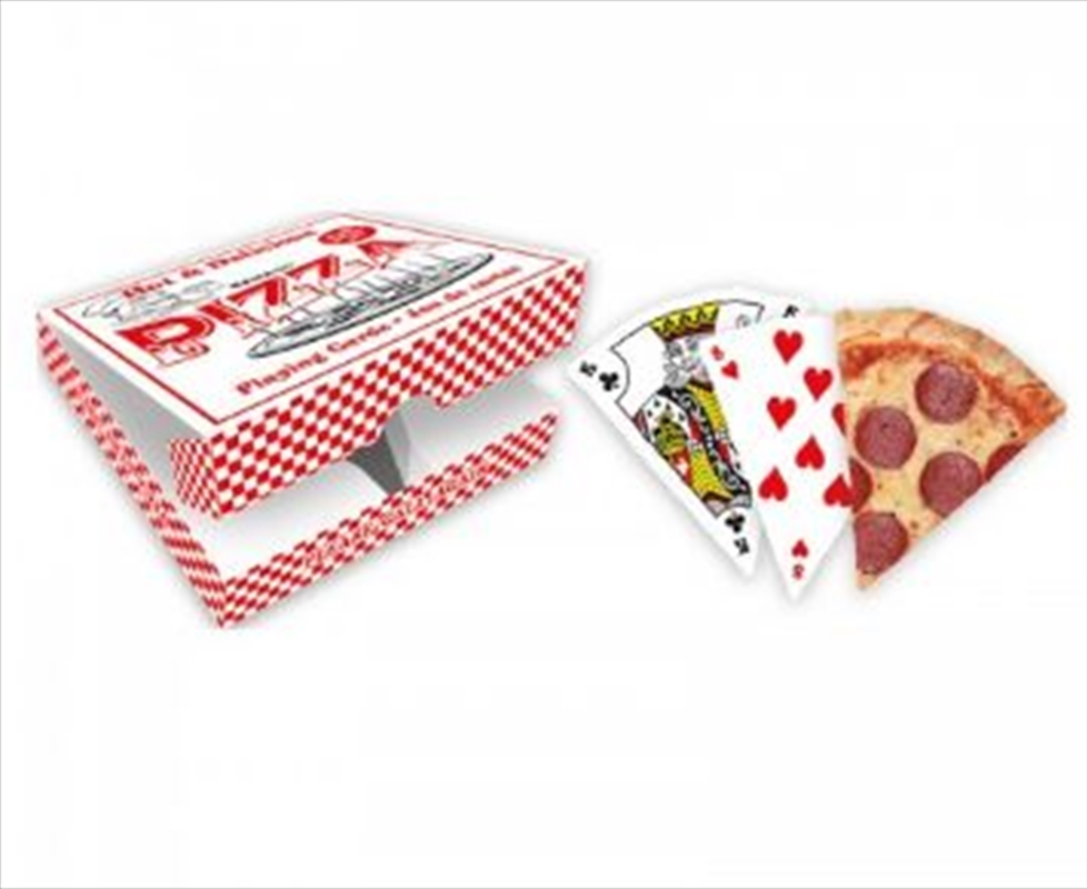 GAMAGO – Pizza Playing Cards | Miscellaneous