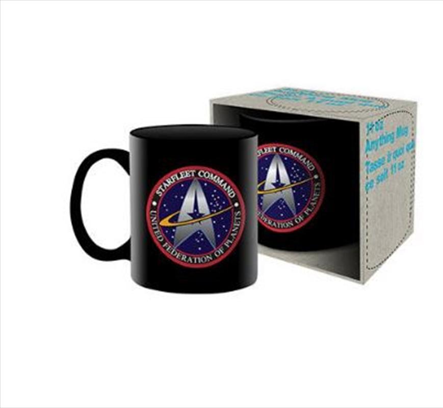 Star Trek – Starfleet Logo Ceramic Mug | Merchandise