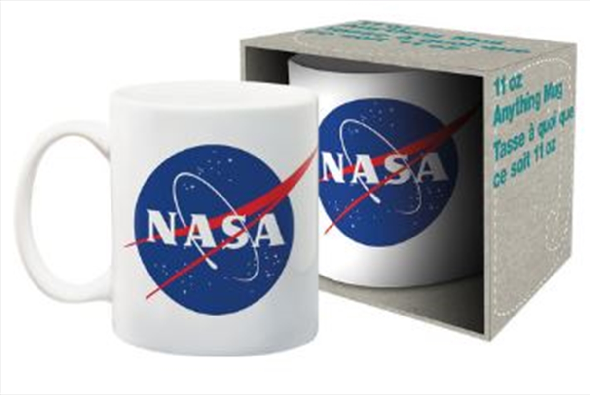 NASA Logo Mug | Merchandise
