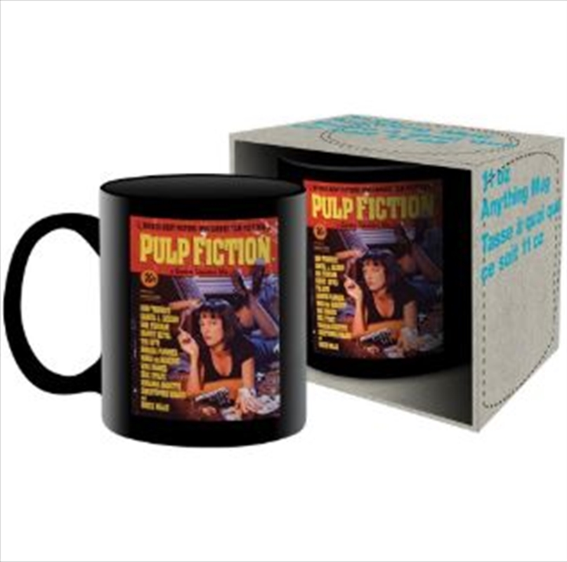 Pulp Fiction Boxed Mug | Merchandise