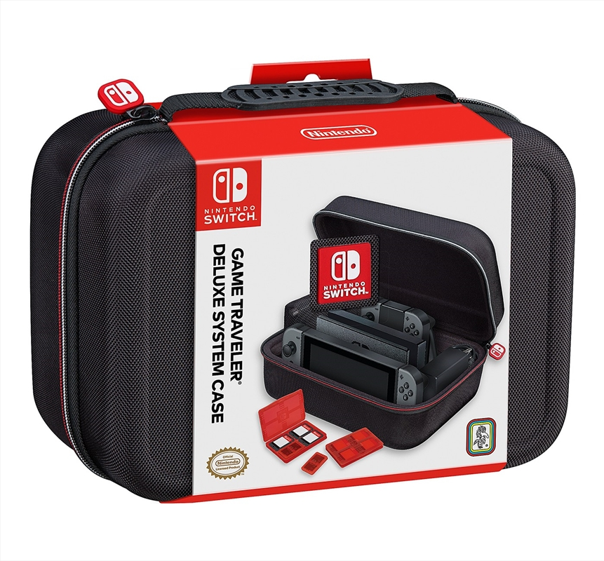 Nintendo Switch Game Traveler Deluxe Case | Nintendo Switch