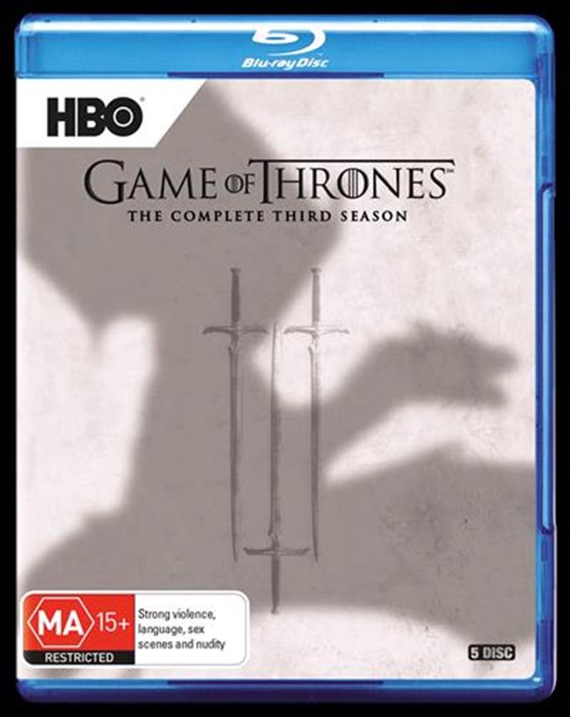 Game Of Thrones - Season 3 | Blu-ray